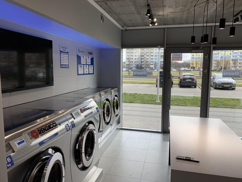pralnia samoobsługowa Gdańsk Zaspa